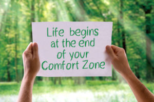 Comfort Zone - Life Begins - What To Do If You Are Broke