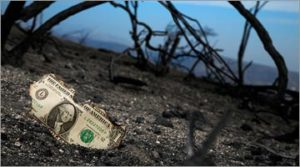 Taking out a loan irresponsibly can lead to catastrophic financial disaster.