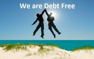 Financial Freedom: Being Debt Free